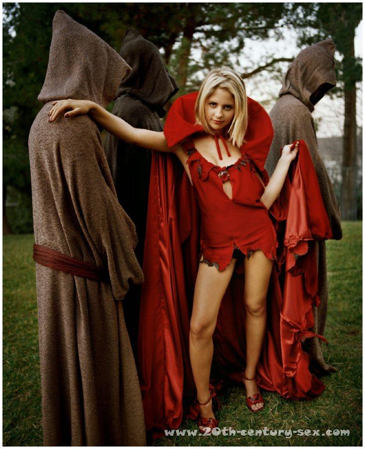 Sarah Michelle Gellar naked photos. Free nude celebrities.
